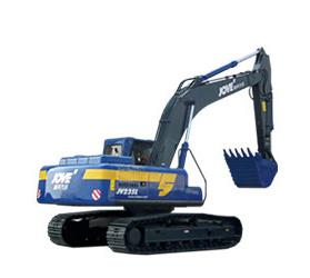 恒天九五JV235LC履带式液压挖掘机(五十铃动力)