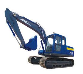 恒天九五JV150履带式液压挖掘机(五十铃动力)