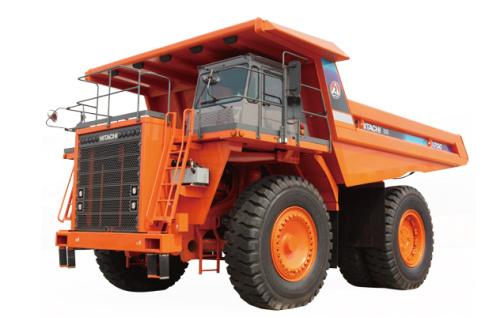 原装日立矿用卡车