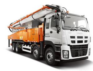 山推HJC5420THB-56泵车