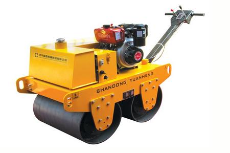 远恒YH-YLS600B手扶柴油双轮高清图 - 外观