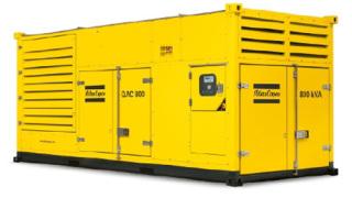 阿特拉斯·科普柯QAC 800-1000移动发电机组