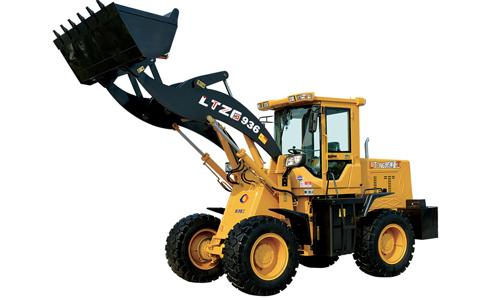 路通lutong-ZL936装载机高清图 - 外观