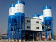 中建机械快装免基础混凝土搅拌站120m3混凝土搅拌站高清图 - 外观