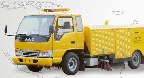 瑞德EAGER-S2.3Z路面清掃車