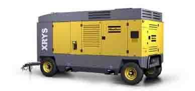 阿特拉斯·科普柯DrillAir™空气压缩机