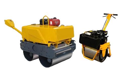 瑞德EAGER小型压路机高清图 - 外观