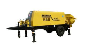 山推HBT60(新)拖泵