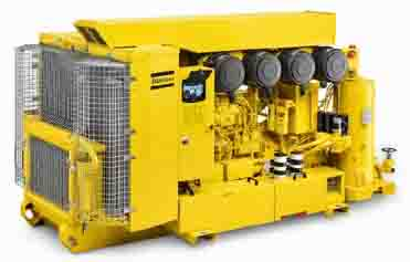 阿特拉斯·科普柯DrillAir™敞开式空压机空气压缩机高清图 - 外观