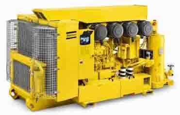 阿特拉斯·科普柯DrillAir™敞开式空压机空气压缩机