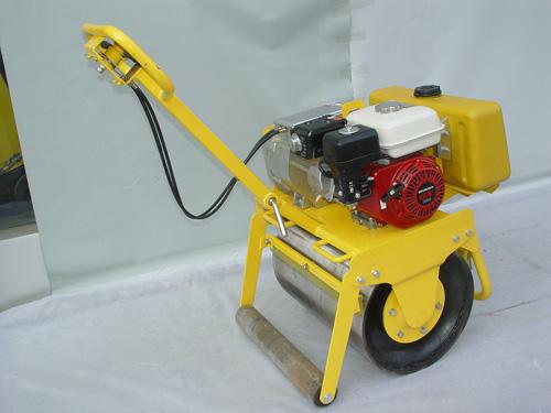 筑邦ZR180单钢轮压路机高清图 - 外观