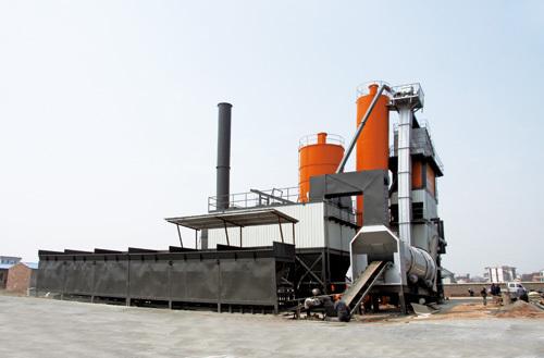 华通动力ABH4000沥青混合料搅拌设备
