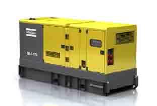 阿特拉斯·科普柯QAS 14-500移动发电机组高清图 - 外观