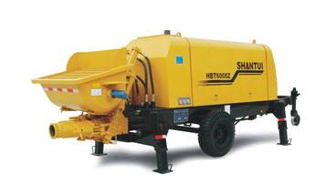 山推HBT6008Z拖泵