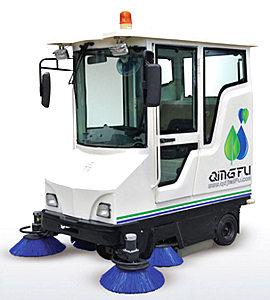 青福QF1850(封闭式)智能扫∞地机