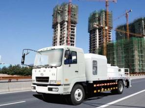 华菱星马AH5150THB0L4-10016车载泵高清图 - 外观