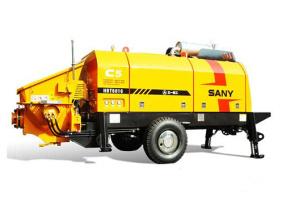 三一重工HBT8022C-5电动机混凝土拖泵