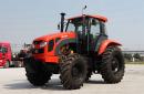 凯尔KAT1254A拖拉机高清图 - 外观