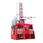 大汉SC200/200塔式起重机高清图 - 外观