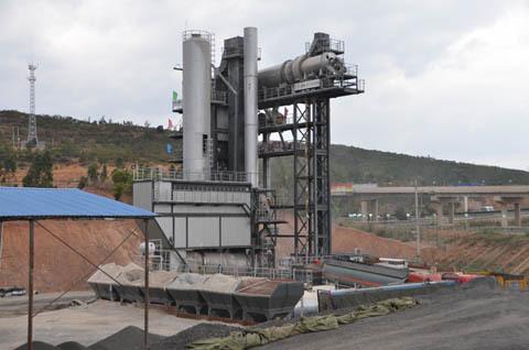 铁拓机械RLBZ2000沥青热再生设备(配套3000型)