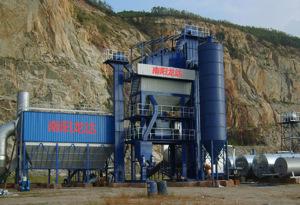 龙达LB系列强制式沥青搅拌设备