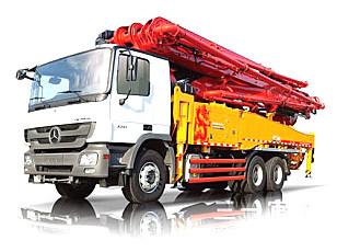 三一重工SY5282THB 380C-838米C8系列混凝土泵车