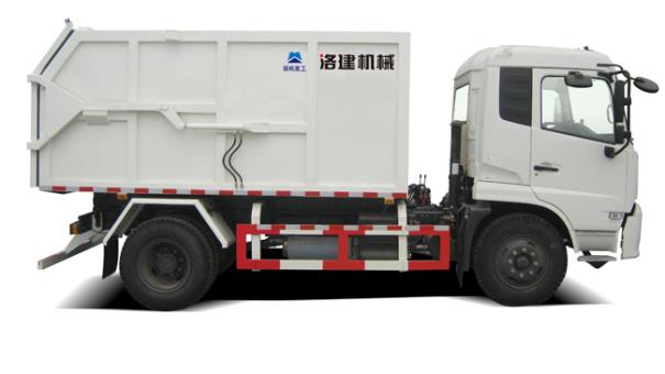 国机洛建5120ZLJD4/5160ZLJD4密封式垃圾转运车