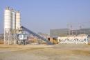 金昊建工HZS60混凝土搅拌站高清图 - 外观