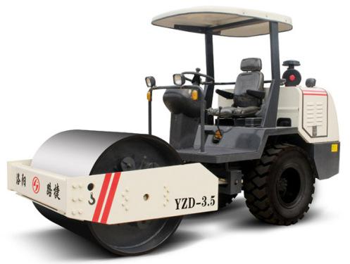 路捷YZD-3.5单钢轮振动压路机