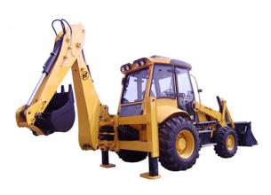 凯尔KAT920挖掘装载机高清图 - 外观