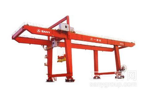 三一重工SRMG5540S軌道式場橋