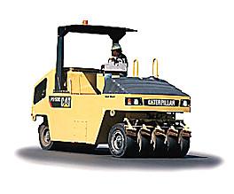 卡特彼勒PS150C HW 充气滚轮轮胎压路机