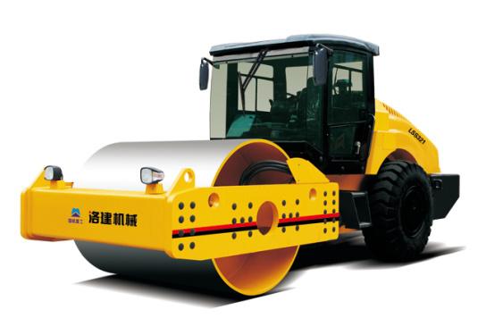 国机洛建LSS321机械单钢轮振动压路机