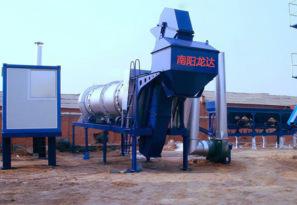 龙达DHB系列筒式沥青拌和机
