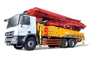 三一重工SY5320THB 490C-8S49米C8系列混凝土泵车高清图 - 外观