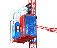 广西建工SC200/200双输出变频施工升降机