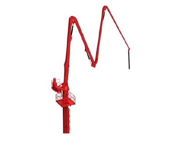 三一重工HGD28 II电梯井内爬式布料杆高清图 - 外观