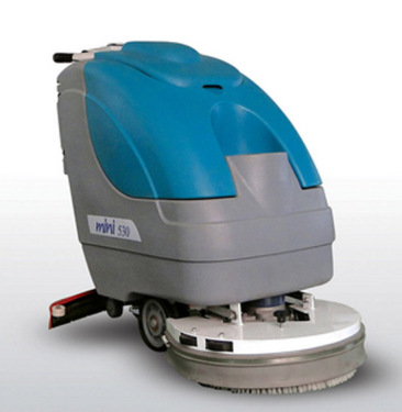 青福QF530手推式洗地机