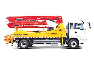 三一重工SY5190THB 25E25米C8系列混凝土泵车