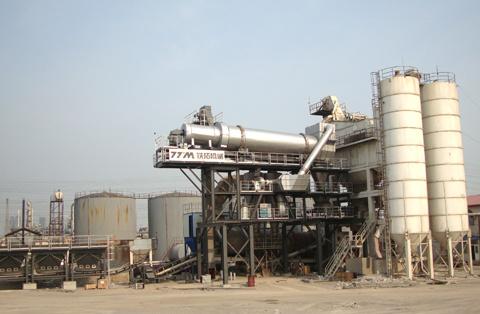 铁拓机械RLBZ1500型沥青热再生设备