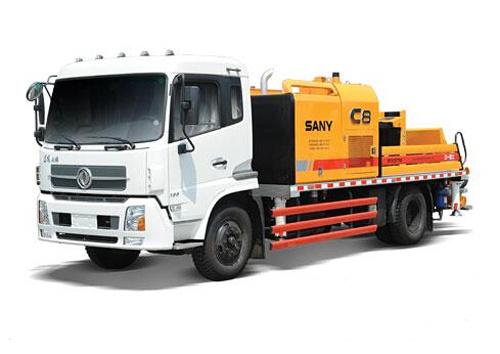 三一重工SYM5161THB-10028C-8GWC8 系列车载泵