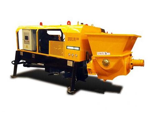 三一重工HBG60C-1416管樁泵