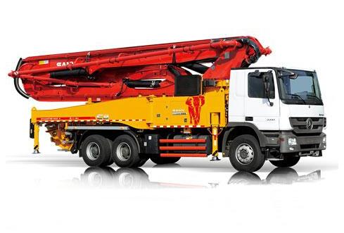 三一重工SY5330THB 470C-8S混凝土输送泵车