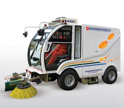 青福QF2000自卸式扫地机