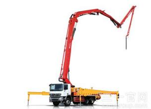 三一重工SY5419THB 530C-8混凝土输送泵车高清图 - 外观