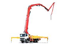 三一重工SY5419THB 530C-8混凝土输送泵车