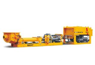 三一重工HBMC-50/16-132S混凝土输送泵高清图 - 外观