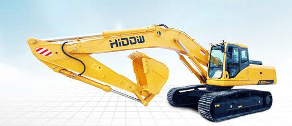 重汽海斗HW360-8挖掘机