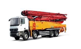 三一重工SY5423THB 560C-856米C8系列混凝土泵车