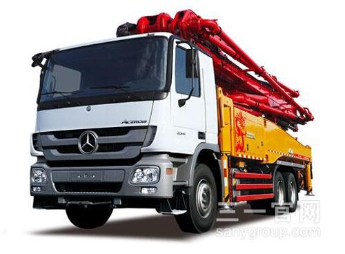 三一重工SY5282THB 370C-837米C8系列混凝土泵车